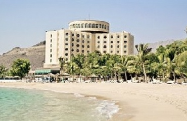 Oceanic Resort and SPA - Khorfakkan beach 5*